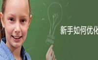 一个新手如何从零开始学习seo网站优化
